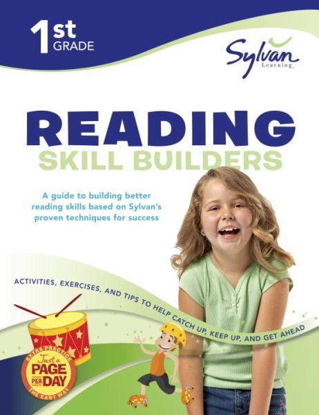 Reading Skill Builders Workbook (Sylvan Learning, Grade 1)