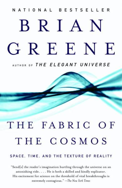 The Fabric of the Cosmos: Space, Time, and the Textrue of Reality