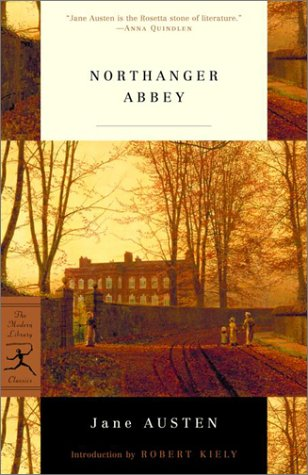 Northanger Abbey (Modern Library Classics)