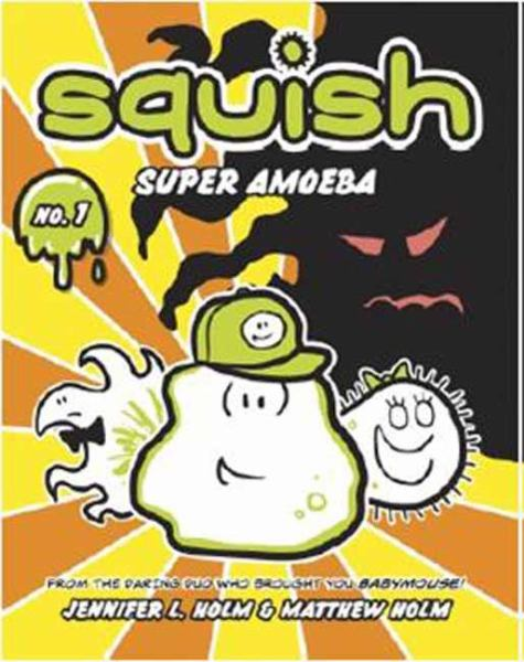 Super Amoeba (Squish, No. 1)