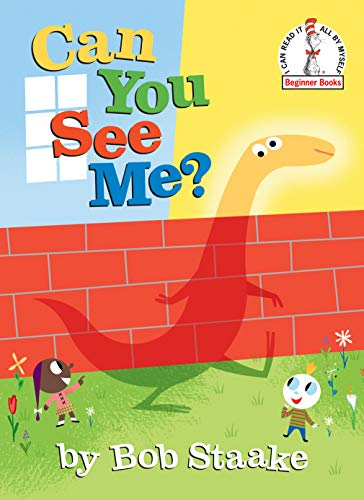 Can You See Me? (I Can Read It All By Myself, Beginner Books)