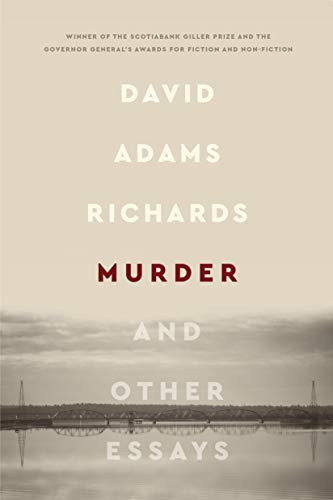 Murder: And Other Essays