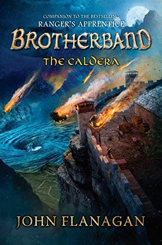 The Caldera (The Brotherband Chronicles, Bk. 7)