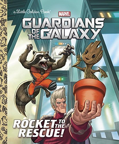 Rocket to the Rescue! (Guardians of the Galaxy)