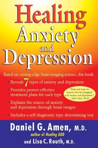 Healing Anxiety and Depression