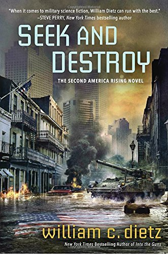 Seek and Destroy (America Rising, Bk. 2)
