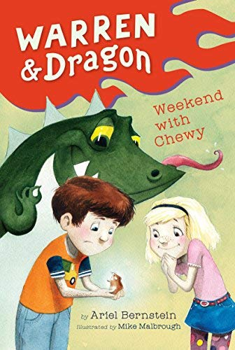 Weekend with Chewy (Warren & Dragon, Bk.2)