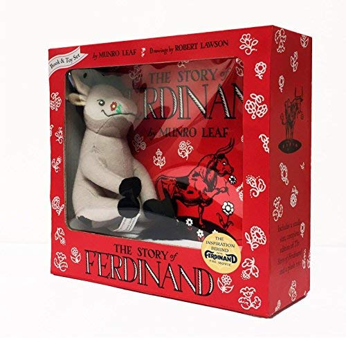 The Story of Ferdinand (Book & Toy Set)