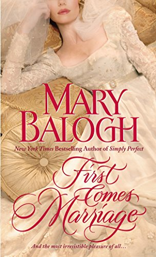 First Comes Marriage (Huxtable Quintet, Bk. 1)