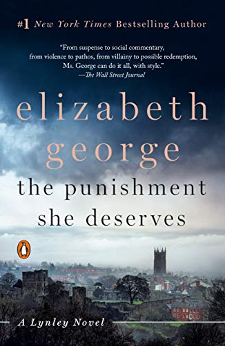 The Punishment She Deserves (A Lynley Novel)