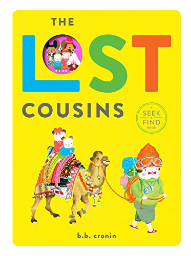 The Lost Cousins (Seek & Find)