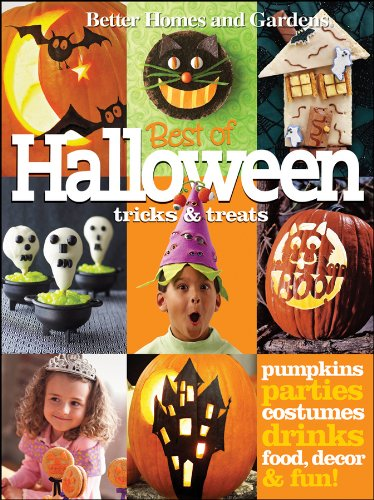 Best of Halloween Tricks and Treats (Better Homes & Gardens Crafts)