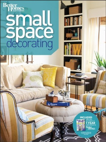 Small Space Decorating (Better Homes & Gardens Decorating)