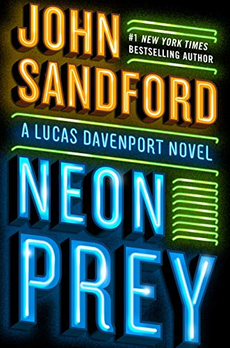 Neon Prey (A Prey Novel, Bk. 29)