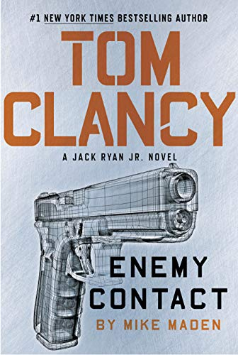 Tom Clancy Enemy Contact (A Jack Ryan Jr. Novel, Bk. 5)