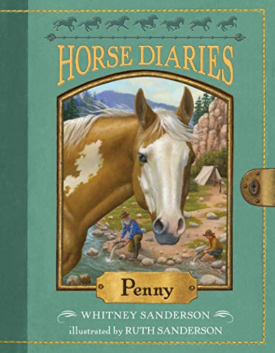 Penny (Horse Diaries, Bk. 16)