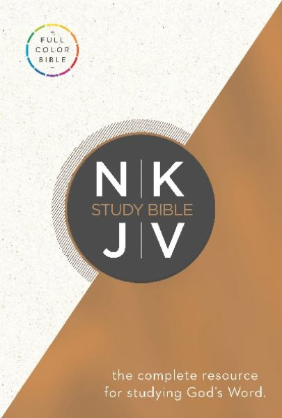 The NKJV Study Bible (2782 Hardcover)