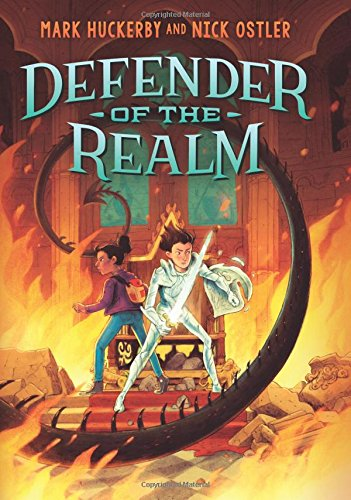 Defender of the Realm (Bk. 1)