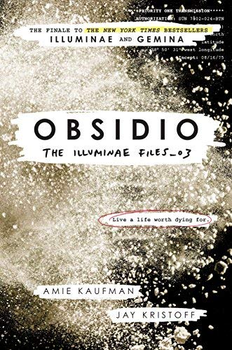 Obsidio (Illuminae Files, Bk.3)