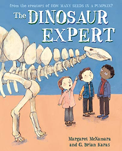 The Dinosaur Expert (Mr. Tiffin's Classroom Series)