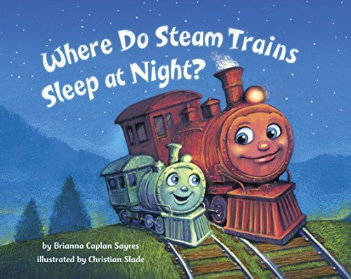 Where Do Steam Trains Sleep at Night?