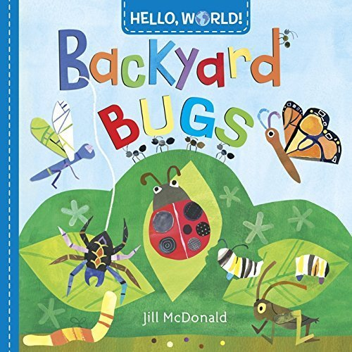 Backyard Bugs (Hello, World!)