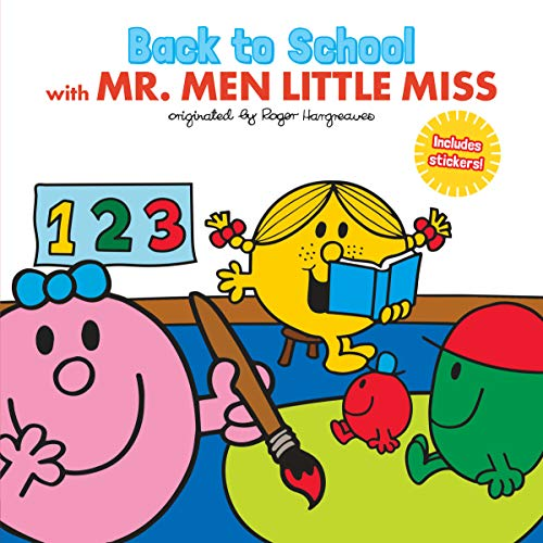 Back to School with Mr. Men Little Miss (Mr. Men and Little Miss)