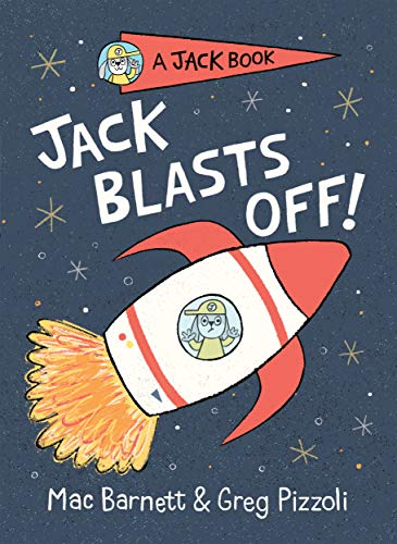 Jack Blasts Off (Jack Book, Bk. 2)