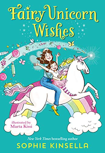 Fairy Unicorn Wishes (Fairy Mom and Me, Bk. 3)