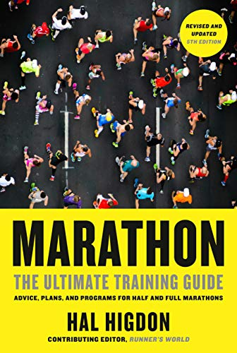Marathon: The Ultimate Training Guide (Revised and  Updaed 5th Edition)
