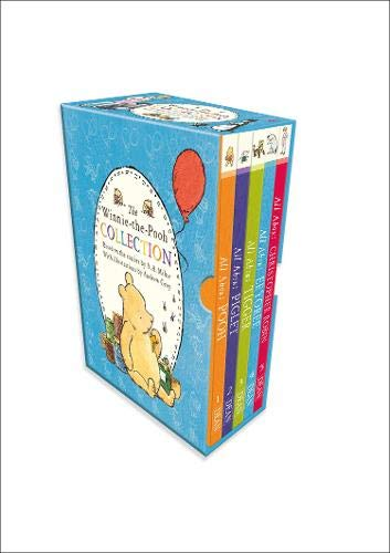 The Winnie-the-Pooh Collection (All About Christopher Robin/Eeyore/Tigger/Piglet/Pooh)