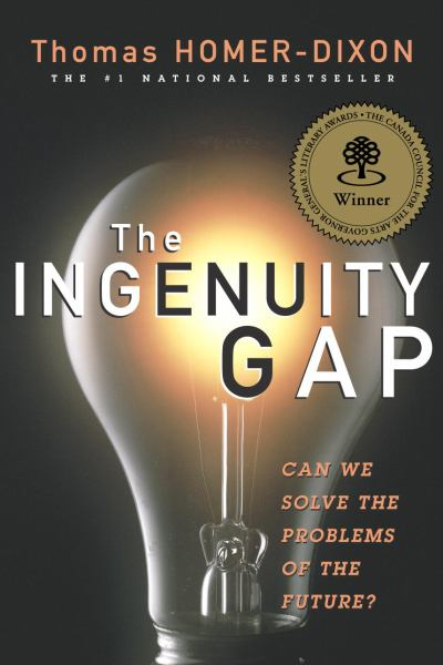 The Ingenuity Gap. How Can We Can Solve the Problems of the Future?