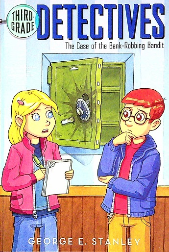 The Case of the Sweaty Bank Robber (Third-Grade Detectives # 19)