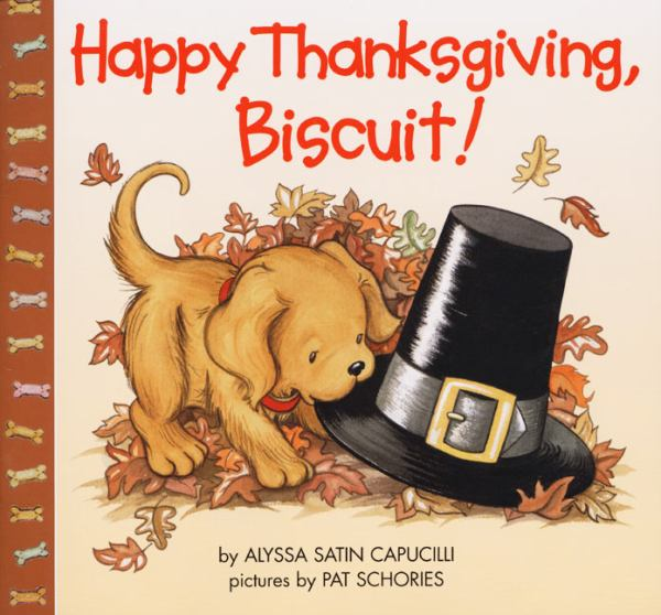 Happy Thanksgiving, Biscuit