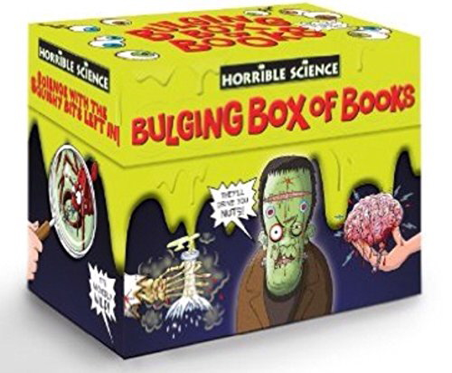 Horrible Science Bulging Box of Books (20 Book Box Set)