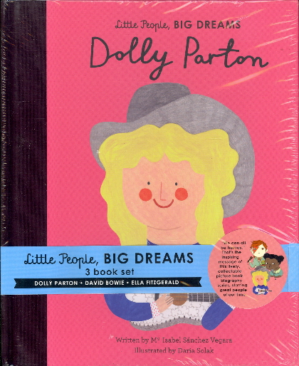 Little People, Big Dreams (Dolly Parton/David Bowie/Ella Fitzgerald)