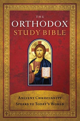 The Orthodox Study Bible (2292, NKJV)