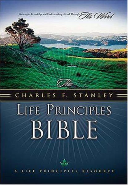 Life Principles Bible (NKJV, 2465BG, Burgundy Bonded Leather, Gilded-Gold Page Edges)