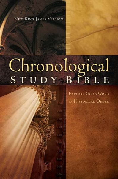 Chronological Study Bible: Explore God's Word in Historical Order (NKJVStudy)