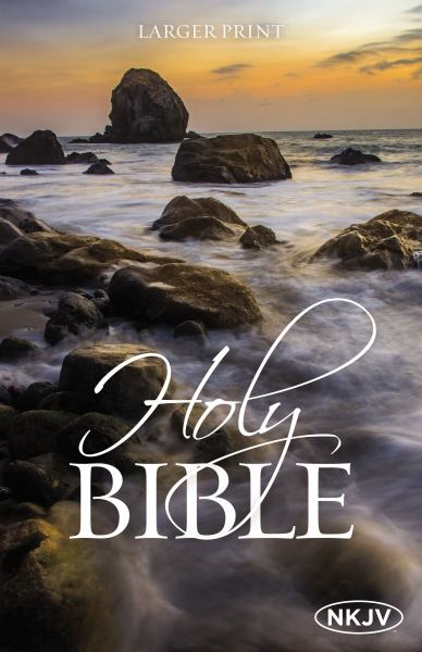 Holy Bible (NKJV, Larger Print)