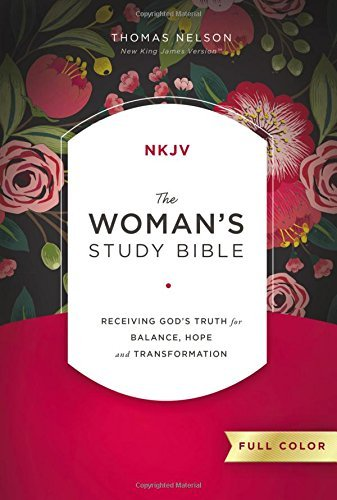 NKJV The Woman's Study Bible (9922)