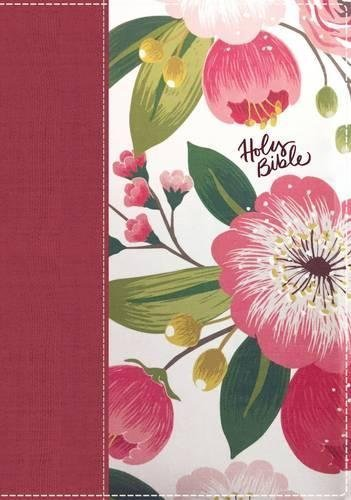 The NKJV Woman's Study Bible (Pink Floral)