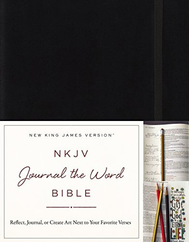 NKJV Journal the Word Bible