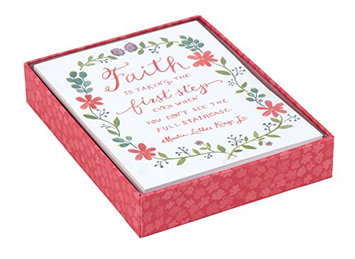 Faith, Love and Hope Luxe Notecards