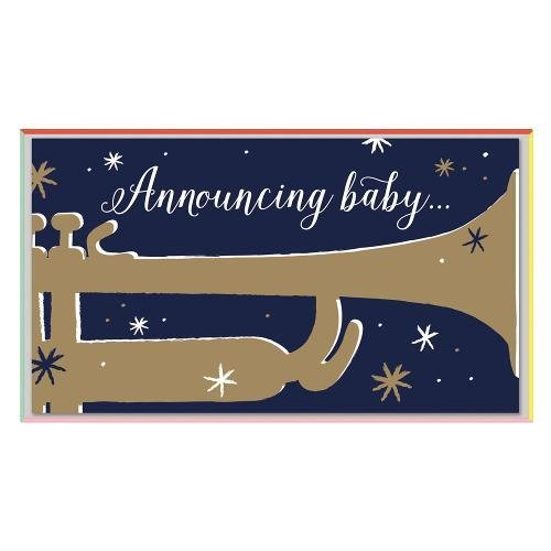 Cheree Berry Bugle Boy Notecards