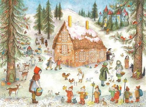 A Fairy Tale Christmas Advent Calendar