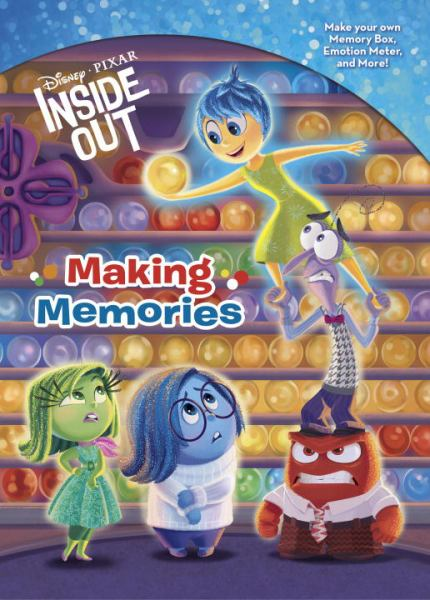 Making Memories (Disney Pixar Inside Out)