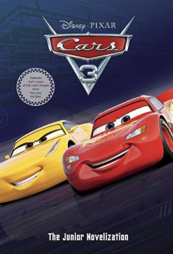 The Junior Novelization (Disney/Pixar Cars 3)