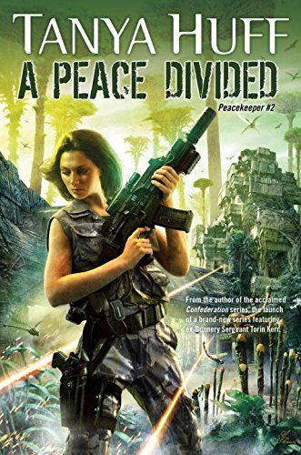 A Peace Divided (Peacekeeper, Bk. 2)