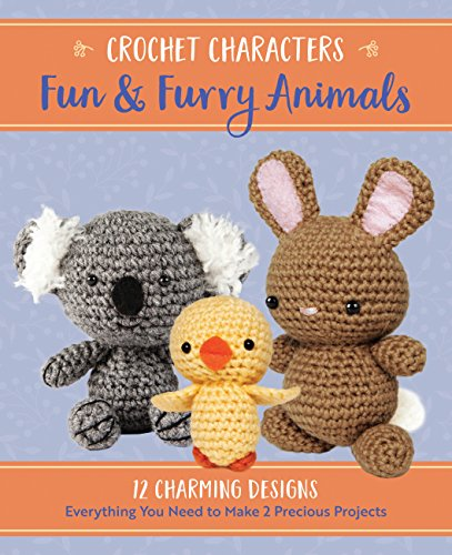 Fun & Furry Animals (Crochet Characters)